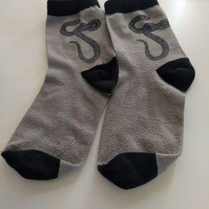 Taylor Swift Snake Socks